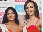 Pageant queens in title hunt