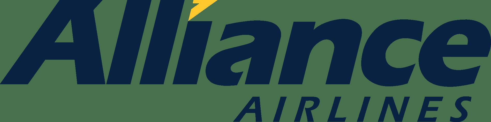 Resultado de imagen para alliance airlines logo
