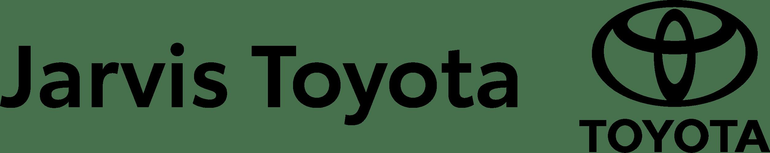 Jarvis Toyota - Black Logo