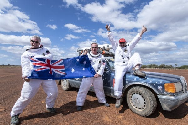 Variety Vic Bash Breaks a Record